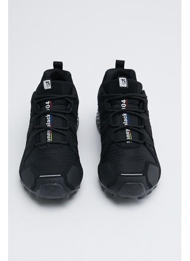 Tonny Black Siyah Unısex Trekkıng Ayakkabı Tb160 Siyah